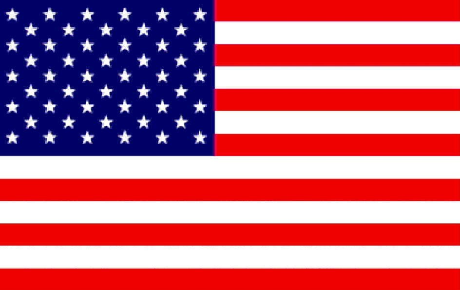 FLAG-AMERICAN(MED5X3CM)