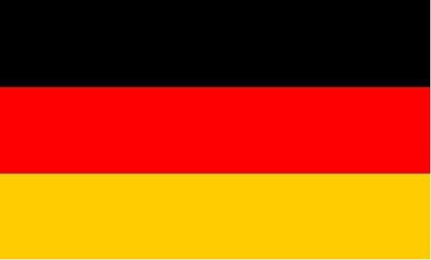 FLAG-GERMANY(MED5X3CM)