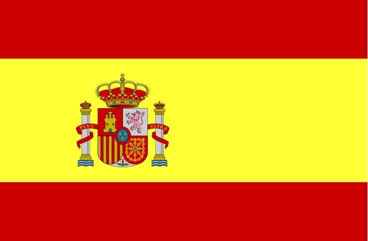 FLAG-SPAIN(MED5X3CM)