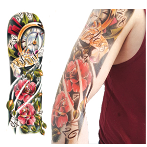 Full arm tattoo sleeve