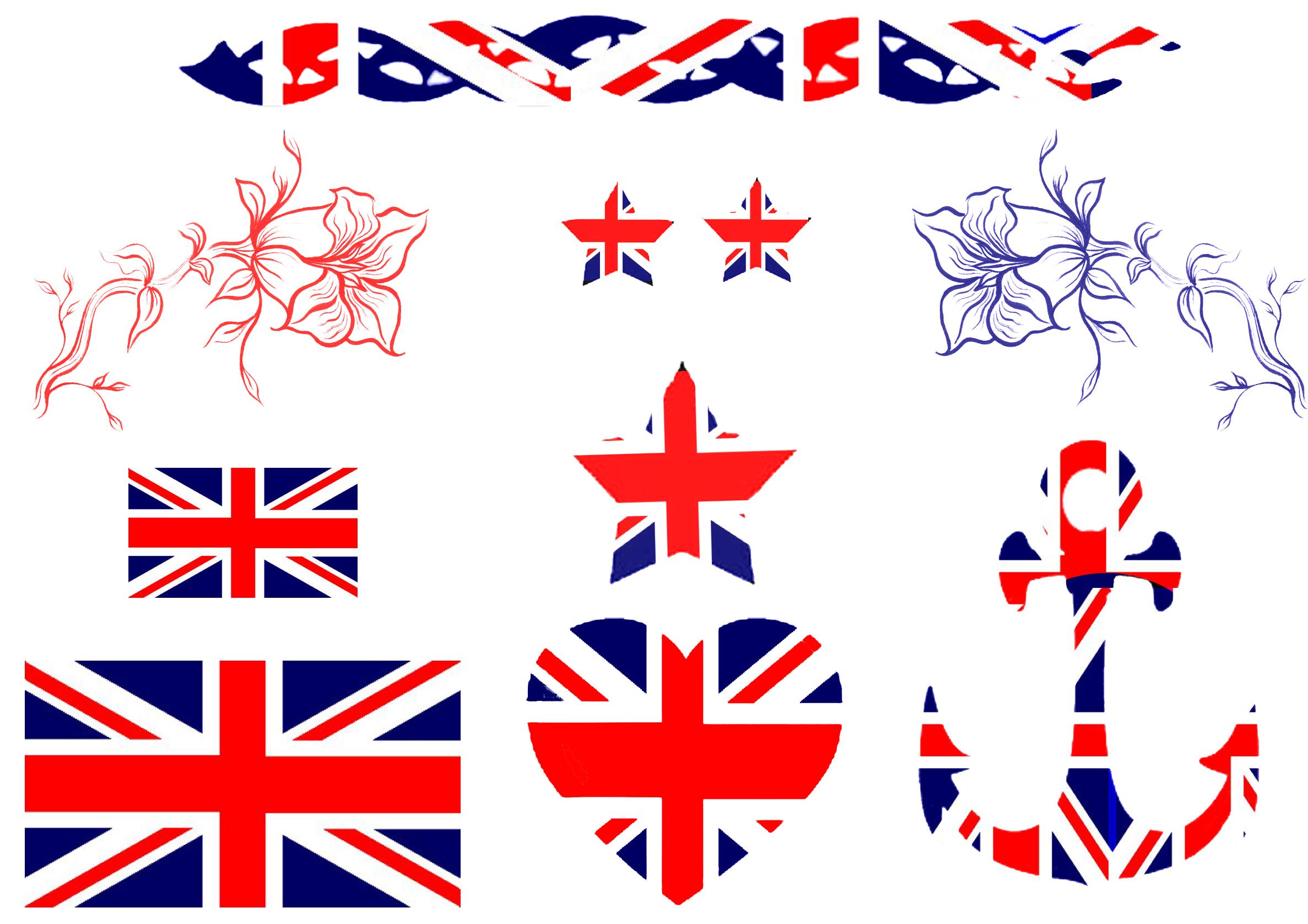 Jubilee tattoos