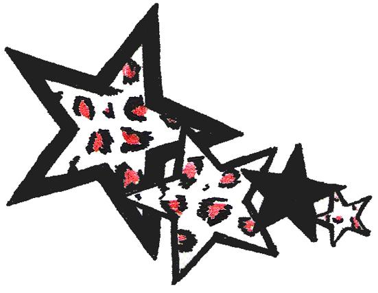 Stars tatt, Inkwear
