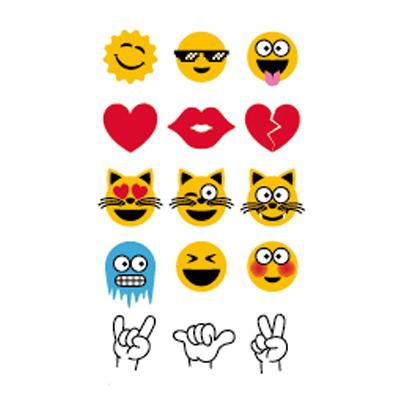 Emoji Tats