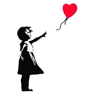 BanksyBalloon