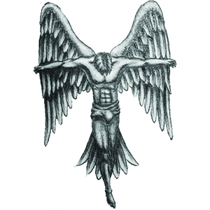 Angel,  Large