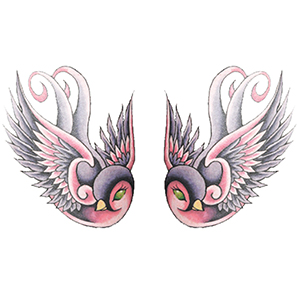 Twin Swallows