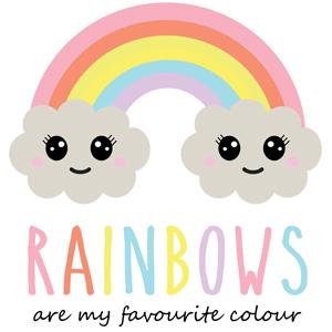 Rainbows are my Favourite