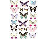 Vintage Butterfly A5 Set