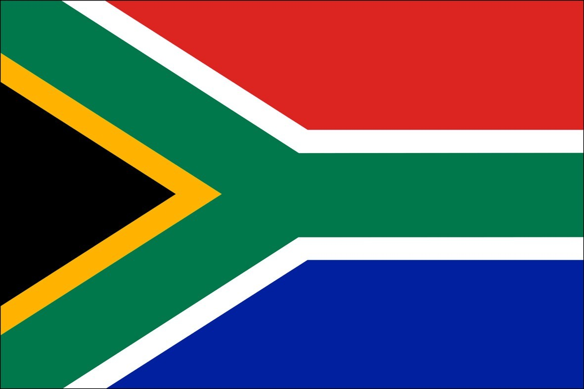 Flag-SouthAfrica 1